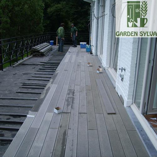 Garden Sylva - Aménagement extérieur - Aménagement sol composite