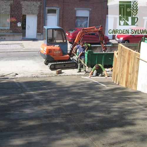 Garden Sylva - Aménagement extérieur - Pavage et terrassement