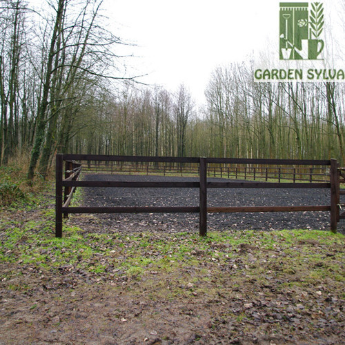 Garden Sylva - Aménagement extérieur - Paddock