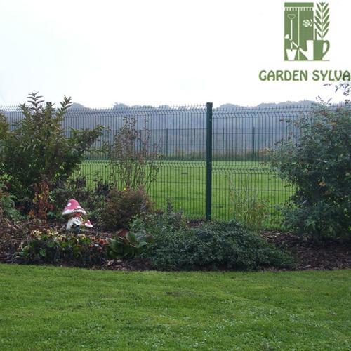 Garden Sylva - Pose de clôture