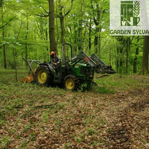 Garden Sylva - Autres services - Travaux forestiers