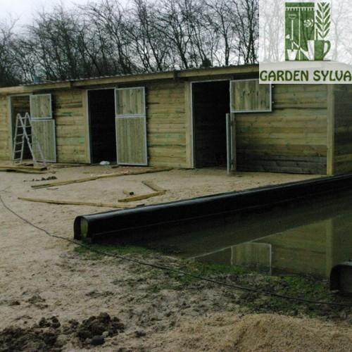 Garden Sylva SPRLU - Aménagement extérieur